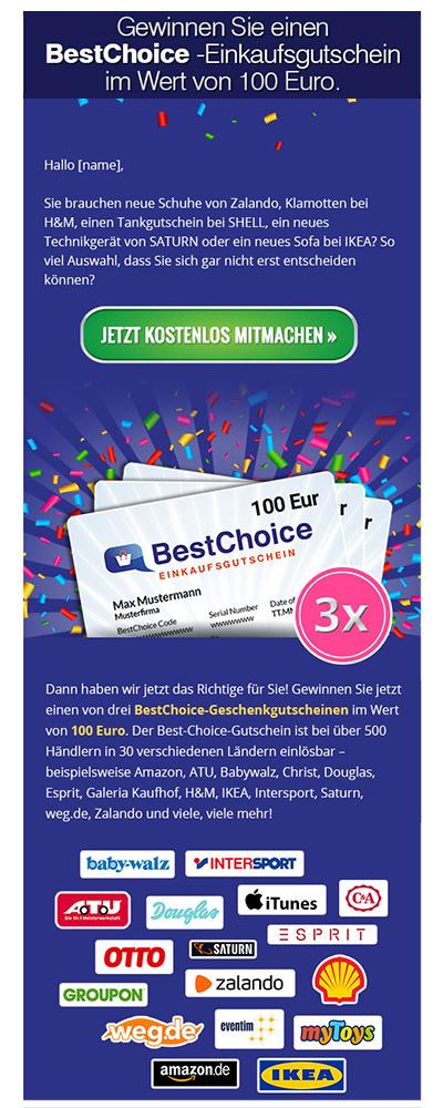 BestChoice-Leadgenerierung-E-mailtemplate-Elsovero