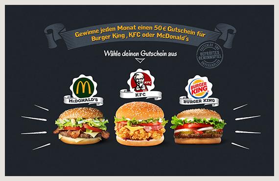 Burger - Leadgenerierung Kampagne - Elsovero design