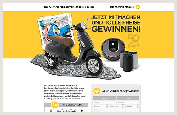 Commerzbank Kampagne - Elsovero design