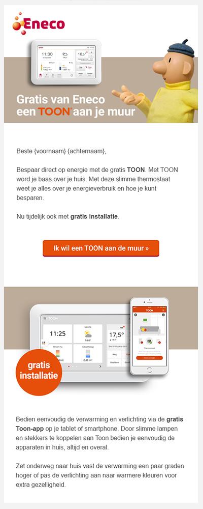 Eneco-leadgeneratie-nieuwsbrief-Elsovero