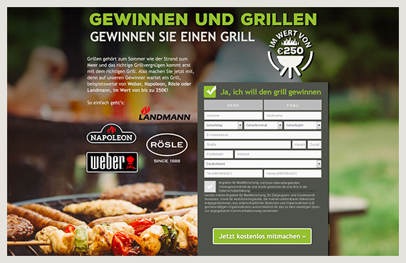 Grillen-Leadgenerierung-Kampagne-Elsovero-design