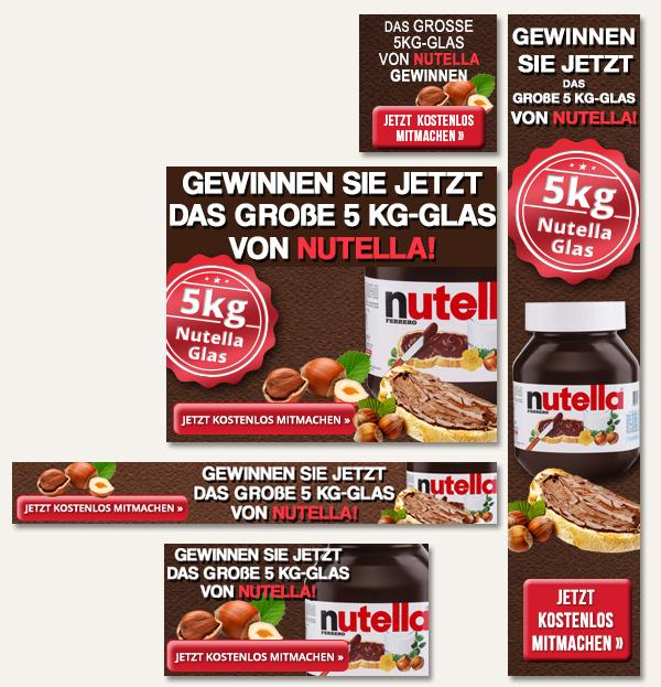 Nutella-Leadgenerierung-Banner-Elsovero
