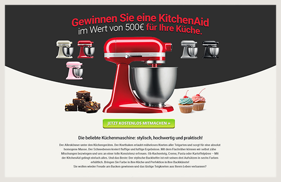 KitchenAid-Leadgenerierung-Kampagne-Elsovero-design
