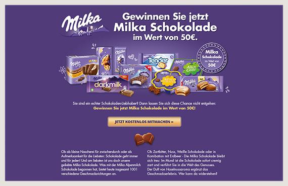 Milka-schokolade-Leadgenerierung-Kampagne-Elsovero-design