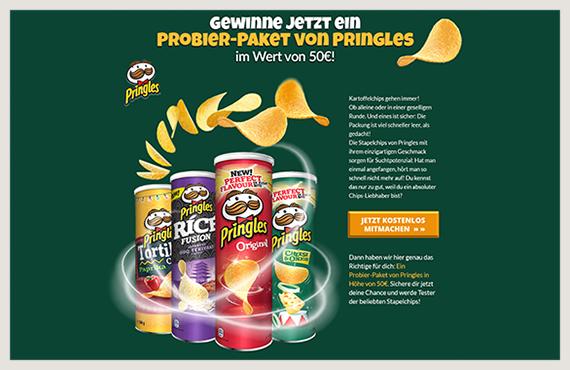 Pringles-Leadgenerierung-Kampagne-Elsovero-design